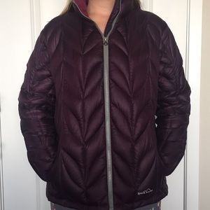 EUC | Eddie Bauer | Purple | Fits Like Women's XL